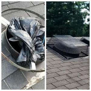 Attic Fan Cover