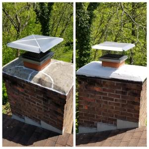 Chimney Crown Coating